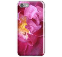 Peony at Kingston Lacey - Dorset iPhone Case/Skin