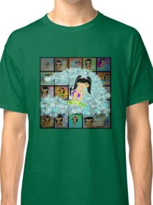 TropoGirl - Selected files Classic T-Shirt
