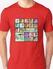 TropoGirl - Tropical comics T-Shirt