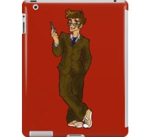 Allons-y! (Without Caption) iPad Case/Skin