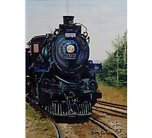 CP Engine 1201 Photographic Print