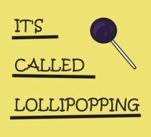 Lollipopping Kids Tee