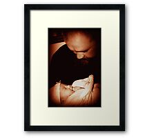 Daddy Framed Print