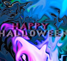 Happy Halloween by Gail Bridger