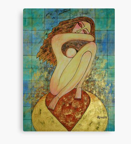 Inner peace..... Canvas Print