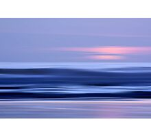 Ocean in Motion #4 Photographic Print