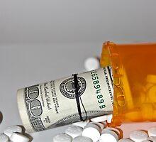 Pill Popin Animal by Zaine D