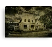Ghost Story Part II Canvas Print