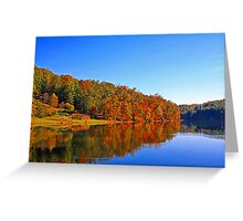 *FALL REFLECTIONS* Greeting Card