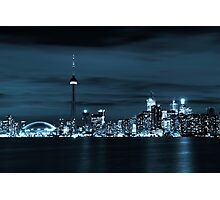 Toronto Skyline Photographic Print