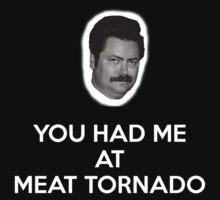Meat Tornado Kids Clothes