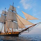 "The Brig Niagara ""Starboard Bow""  by mattmaples"