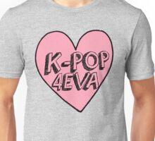K-Pop 4EVA Unisex T-Shirt