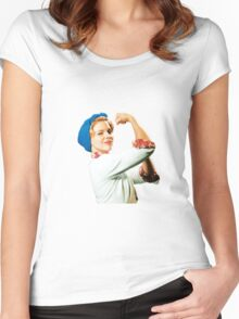 Betty McRae Women's Fitted Scoop T-Shirt