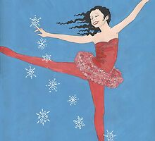 Christmas Snowstorm by redqueenself
