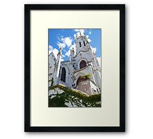 Chalmers Church, Launceston, Tasmania Framed Print