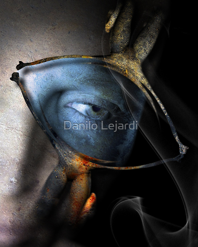 On The Lens You Look Through by Danilo Lejardi
