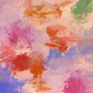 Abstract In Spring by artsthrufotos