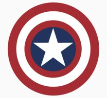 Captain America Shield Kids Clothes