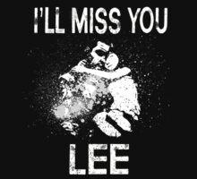 walking dead: Lee & clem T-Shirt