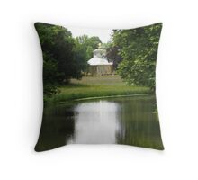 A Restful Afternoon - Germany Throw Pillow