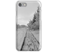The road to Narnia iPhone Case/Skin