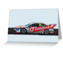 Vodafone Greeting Card