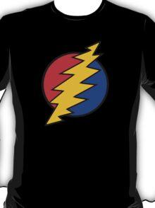 Grateful Dead Bolt - The Flash 2 T-Shirt