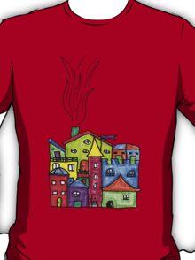 The Small Town of Lamonic Bibber T-Shirt