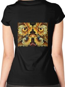 Woody 130 Women's Fitted Scoop T-Shirt