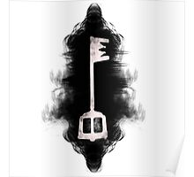 Kingdom hearts keyblade, the light in the darkness Poster