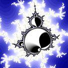 Mandelbrot I by Rupert Russell