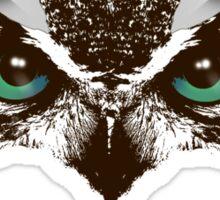 Athena's Owl II - Silver Variant Sticker