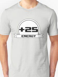 +25 Energy Unisex T-Shirt