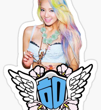 Hyoyeon: The IGAB era Sticker
