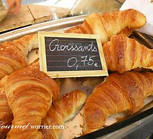 Croissants by MsGourmet