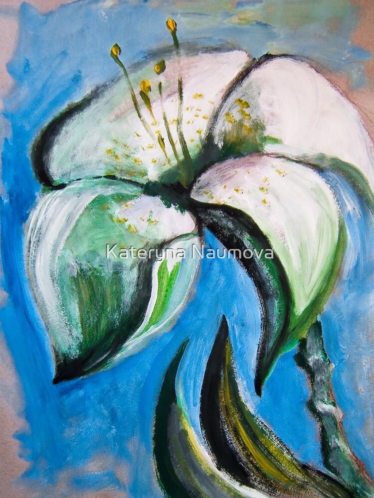 Flower by Kateryna Naumova