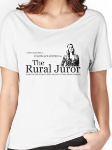 The Rural Juror Women's Relaxed Fit T-Shirt
