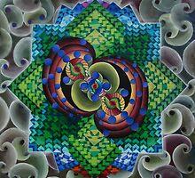 Energetic Cosmosynthesis by MANASPHERE Studio