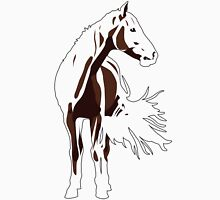 Red Rowdy / Riley Horse T-Shirt