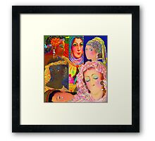 'Political Correctness', the Nightmare of the 21st Century Framed Print