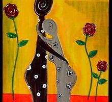lovers by Brenda G