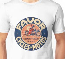Favor Cycles and Moto Unisex T-Shirt