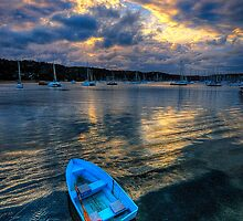 Drift Away - Newport, Sydney -The HDR Experience by Philip Johnson