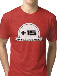 +Intelligence Tri-blend T-Shirt