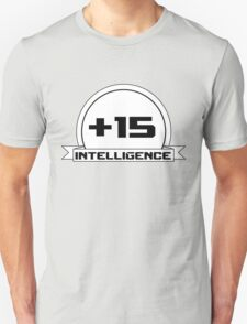 +Intelligence T-Shirt