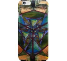Dimensional Cosmosynthesis iPhone Case/Skin