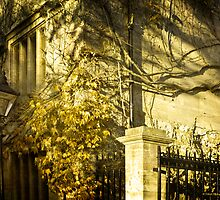 St. John's College Gate by David's Photoshop