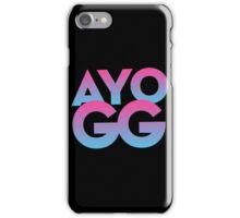 AYO GG iPhone Case/Skin