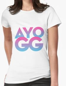 AYO GG Womens Fitted T-Shirt